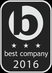 Best Company 2016