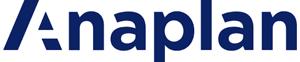 anaplan logo blue